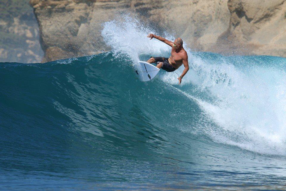 John Chiropractor Bateau Bay Surfing